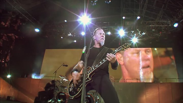 METALLICA - Disposable Heroes (Live In Mexico 2009)