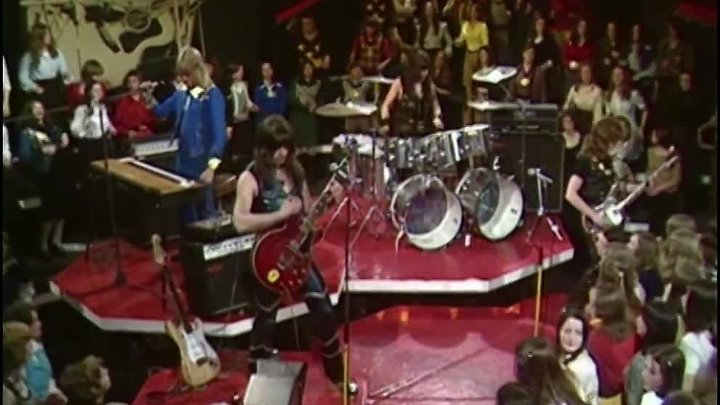 Sweet - Solid Gold Brass - The Geordie Scene 30.11.1974 (OFFICIAL)