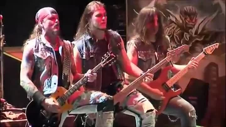 "ICED EARTH-Ten thousand strong (Stu Block and Tim ""ripper"" Owens,Matt Barlow)"