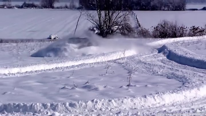 Когда у тебя полный привод - When you are with all-wheel drive .