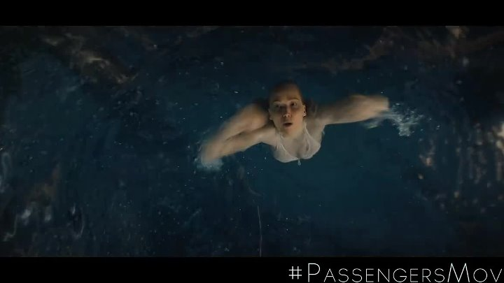 Check out a new Passengers clip featuring Jennifer Lawrence (HD)