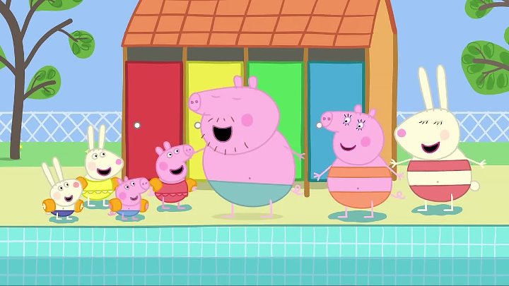 Peppa Pig- Peppa's Fun Day Out! (3 Episode Compilation)