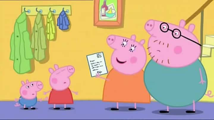 Peppa Pig Season 2 Episode 21 Pen Pal
