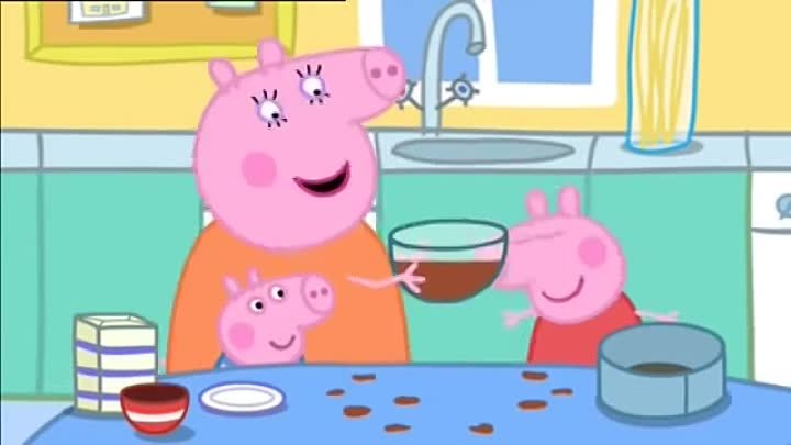 Peppa Pig Season 2 Episode 51 Daddy Pig's Birthday