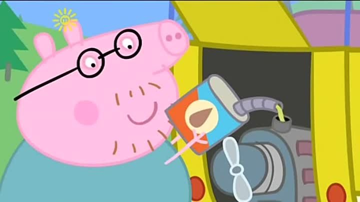 Peppa Pig Season 3 Episode 05 The Camper Van