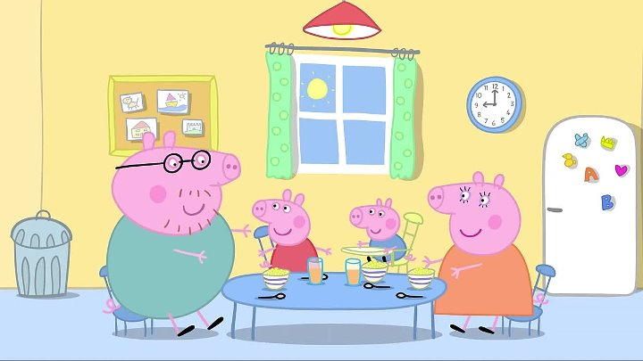 Peppa Pig Season 3 Episode 50 The Biggest Muddy Puddle