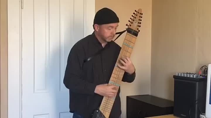 Something -The Beatles performed on Chapman Stick