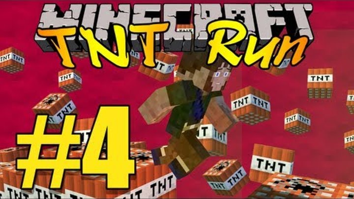 Minecraft : TNT Run(#4)