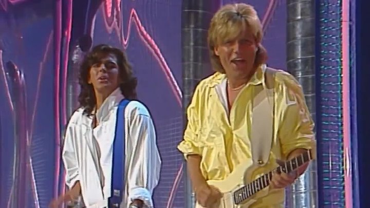 MODERN TALKING - You Can Win If You Want (1985)