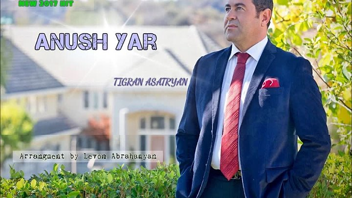 Anush Yar - Tigran Asatryan (NEW 2017 HIT SONG)