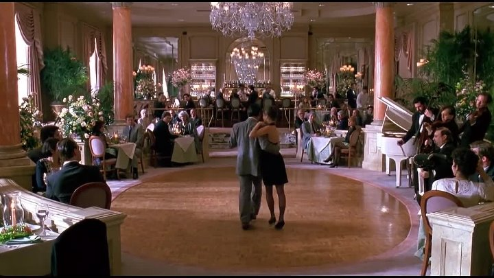 Tango - Scent of a woman - dance me to the end of love