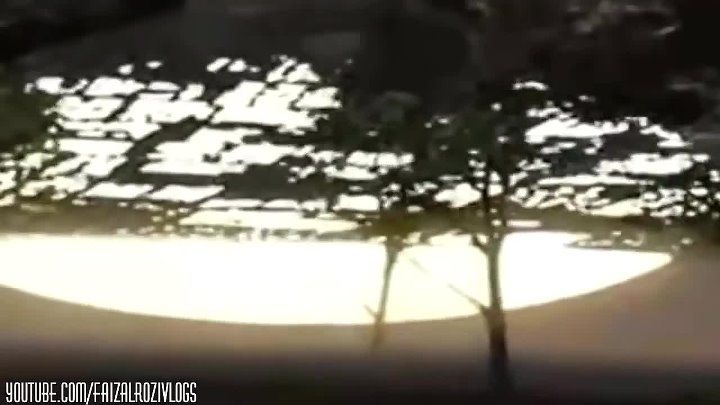 ''Huge UFO '' in Malaysia [Exposed] - CGI effects Part 1
