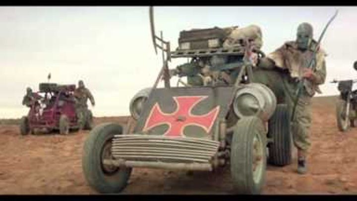 W A S P & Mad Max 2 Harder faster