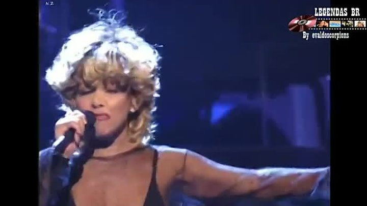 Tina Turner - Simply the best - Legendado