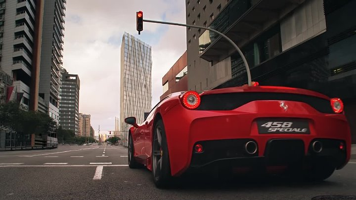 Ferrari 458 Speciale - Official video _ Video ufficiale
