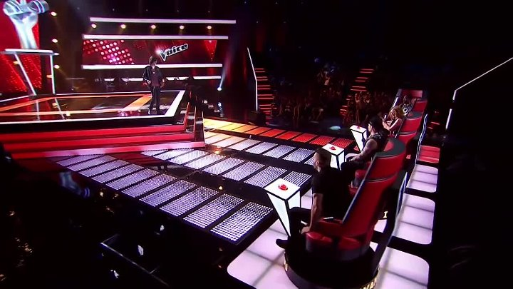 Frank Lakoudis Sings Immigrant Song _ The Voice Australia 2014