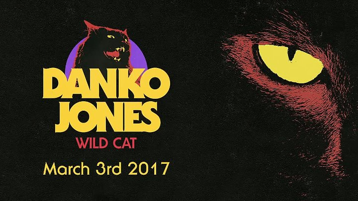 DANKO JONES - My Little RnR __ official audio video __ AFM Records (1)