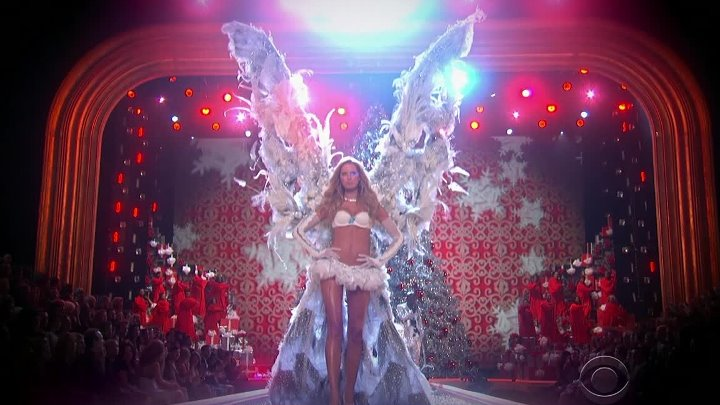 Секретное Шоу Виктории Victoria_s Secret Show ч.1 из 5-ти FHD_1080 CJ Accord REMIX