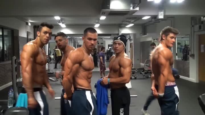 Aesthetic Natural Bodybuilding Motivation with Jeff Seid, Alon Gabbay, Matt Ogus, Chris Lavado