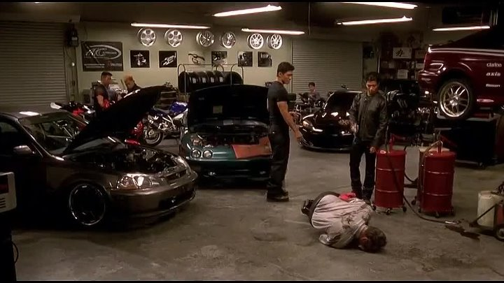 Форсаж _ The Fast and the Furious (2001)