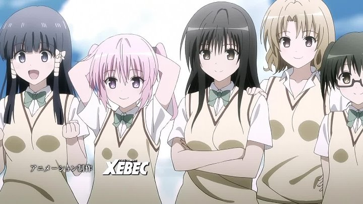 To Love-Ru Trouble 3 Сезoн 3 Серия