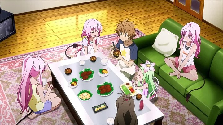 To Love-Ru Trouble 3 Сезoн 8 Серия
