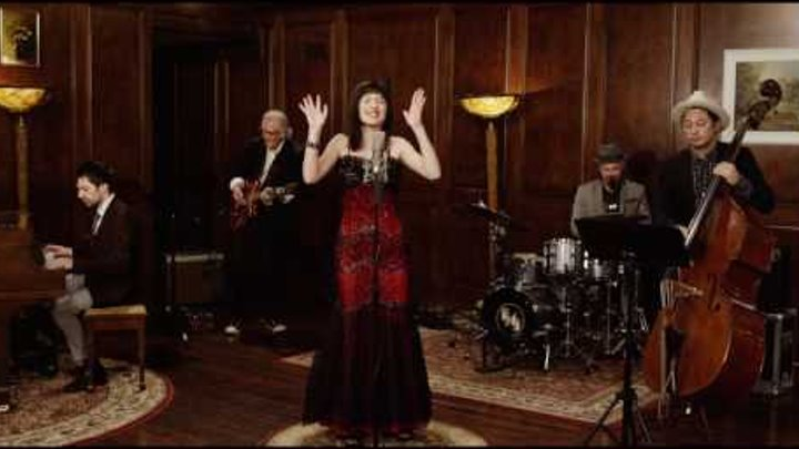 I Want You To Want Me - Vintage Blues Cheap Trick Cover ft. Sara Niemietz