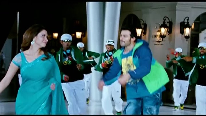Rebel Songs _ Keka Keka Video Song _ Prabhas, Tamannah _ Sri Balaji Video