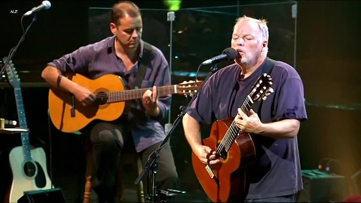 "David Gilmour (of Pink Floyd) - High Hopes 2001-(musik.klab ROK ДЖУНГЛИ!!! -""(official)""."