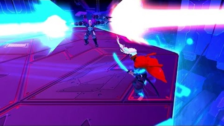 Furi - DLC One More Fight - Teaser PEGI