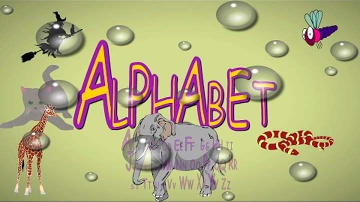 Alphabet | ABC | Letters and Sounds