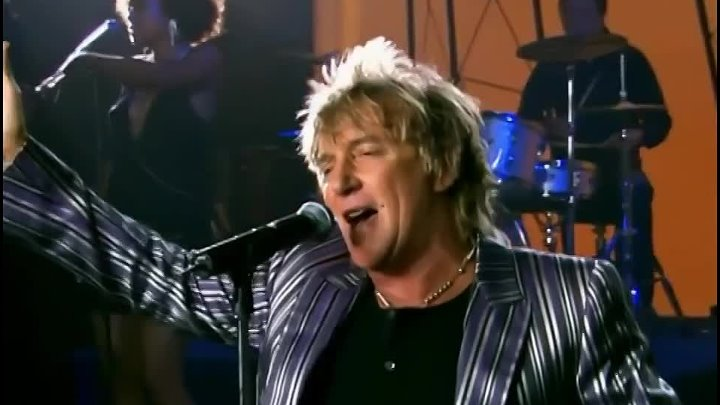 Rod Stewart - Have You Ever Seen The Rain (Cover CCR) (Live-2006)_@