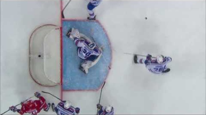 Shestyorkin key save of the game on Apalkov
