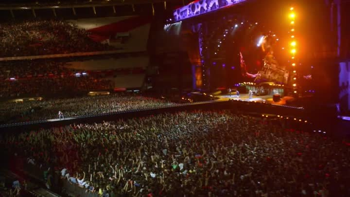 AC/DC - Dirty Deeds Done Dirt Cheap (Live At River Plate)