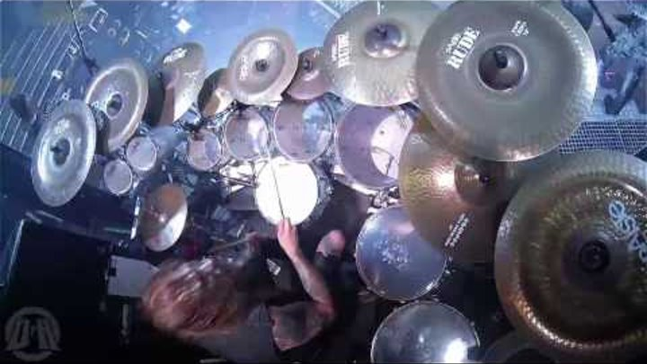 BEHEMOTH@The Satanist-Inferno-live in Poland 2016 (Drum Cam)