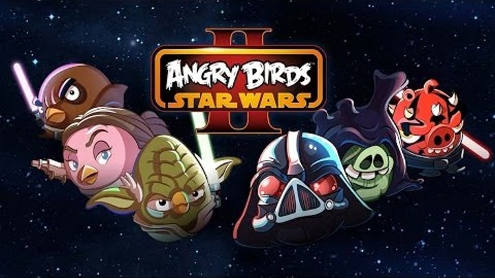 Angry Birds Star Wars II- звездные войны на Android ( Review)
