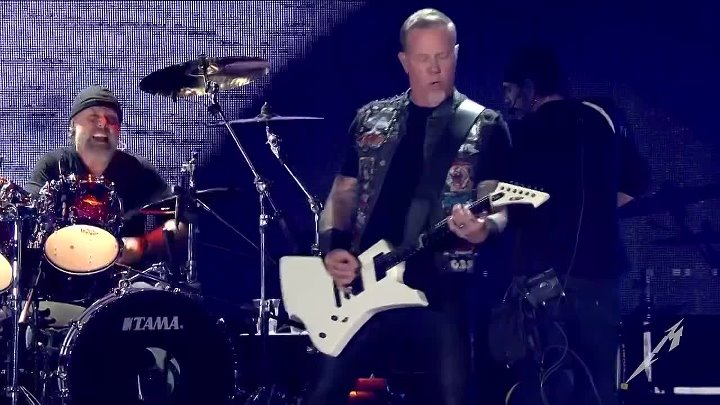 METALLICA - Now That Were Dead (Live In South Korea 2017)