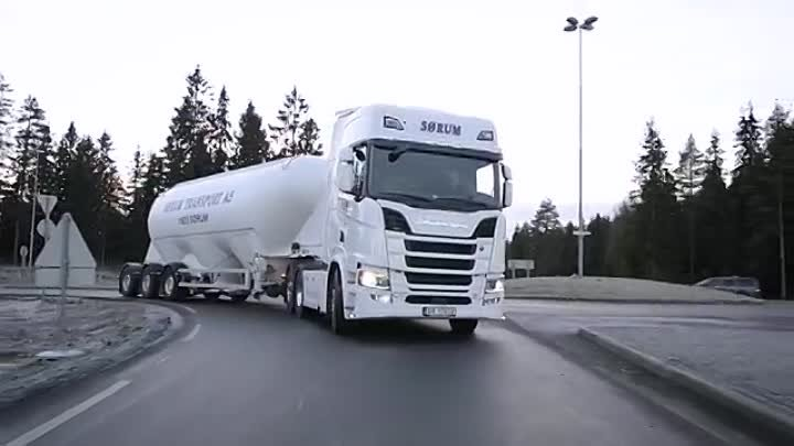 New SCANIA Trucks!