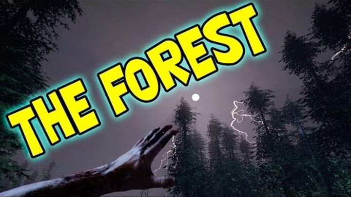 The Forest - АБОРИГЕН-ДРУГ - №11