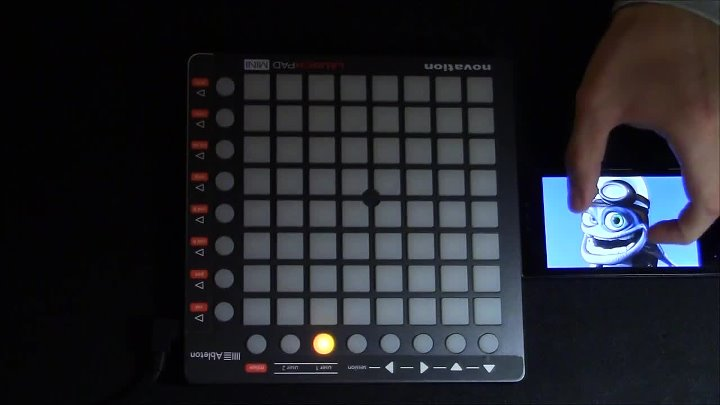 Crazy Frog - Axel F (Live Launchpad Remix) + Project File