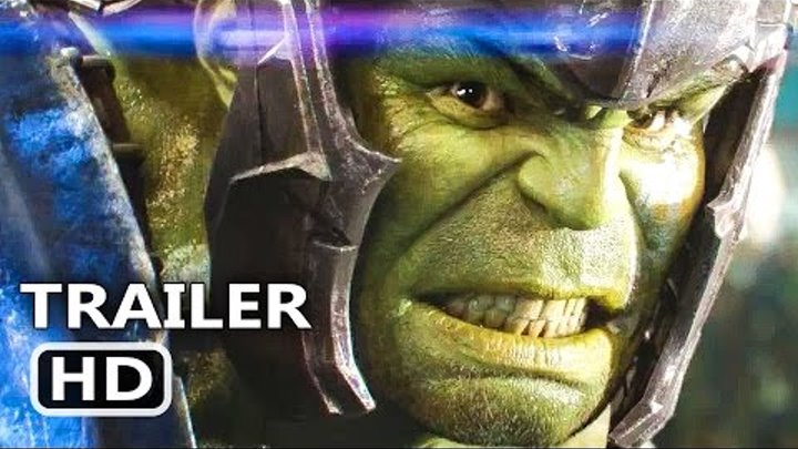 THOR 3 Ragnarok Official Trailer (2017) Hulk Marvel Superhero Movie HD