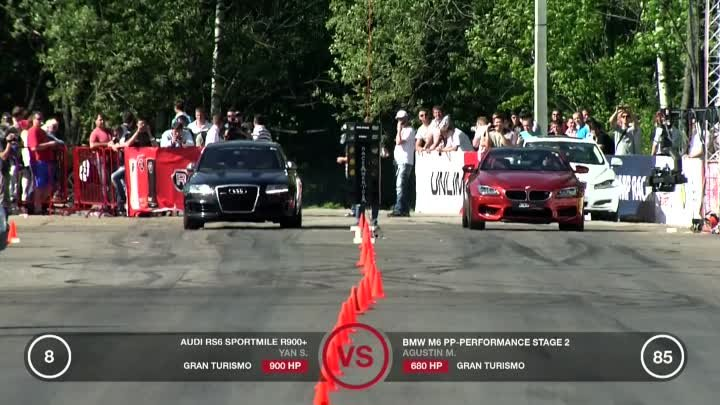 World fastest Audi RS6 by Sportmile beats Lamborghini Aventador