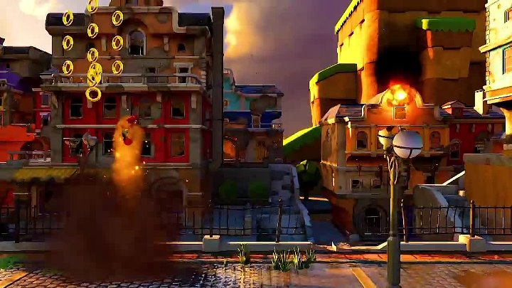Sonic Forces — кастомизация героя