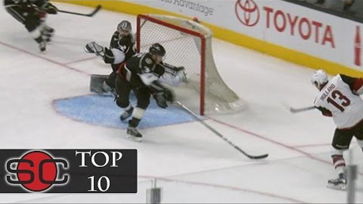 TSN: Top 10 NHL Saves of the 2016-2017 Season