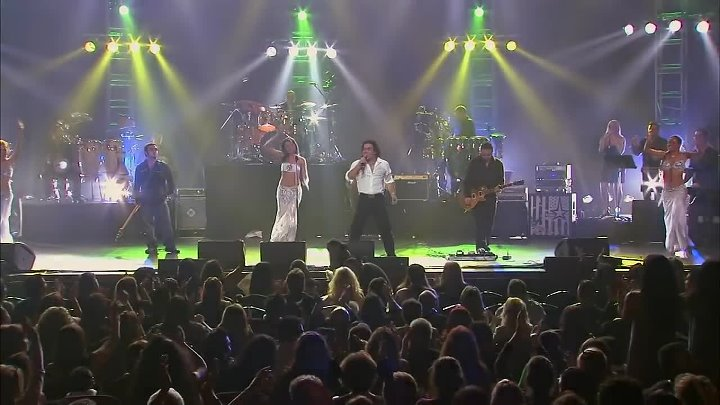 Andy - Yalla Live at the Kodak Theatre Official Video HD