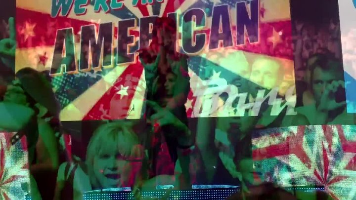 Rob Zombie - We re An American Band 2013