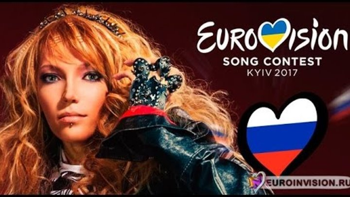 "Юлия Самойлова выступит за Россию на ""Евровидении"" в Киеве - Julia Samoilova will speak for Russia"