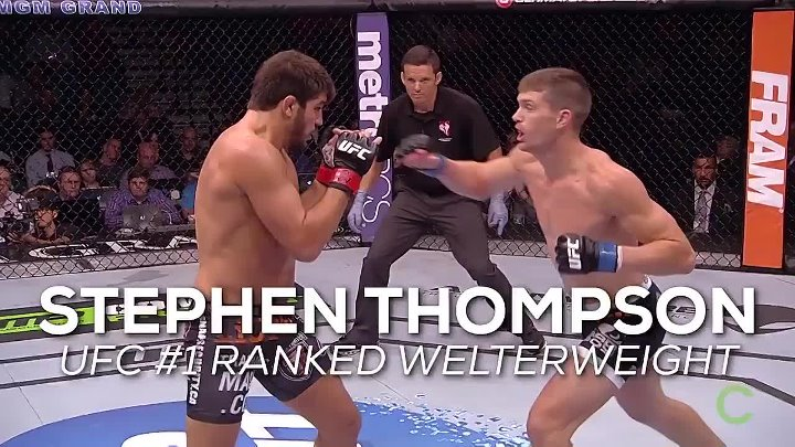 UFC 209 Trailer Tyron Woodley vs Stephen Thompson and Khabib Nurmagomedov vs Tony Ferguson