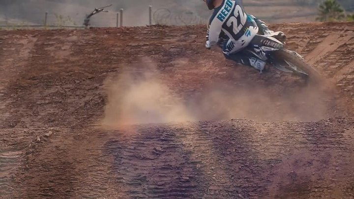 Chad Reed Is Yamaha Factory Supercross