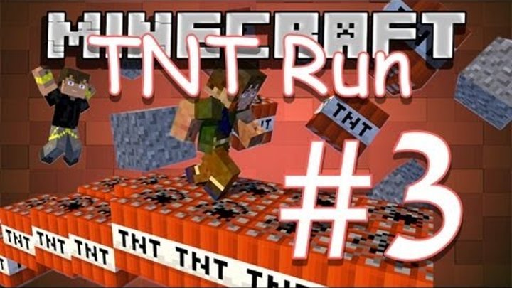 Minecraft : TNT Run(#3)
